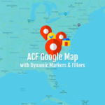 Advanced Custom Fields: Google Map Markers with Filters